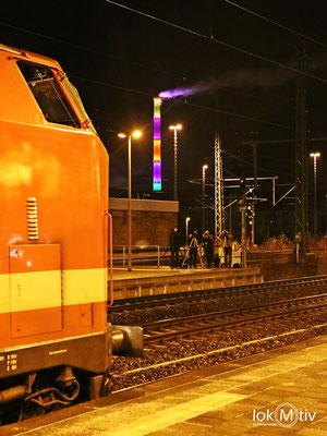 229 181-3 in Chemnitz Hbf (12/2017)