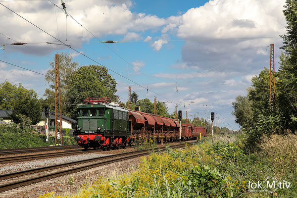244 044 verlässt Leipzig Wiederitzsch (09/2020)
