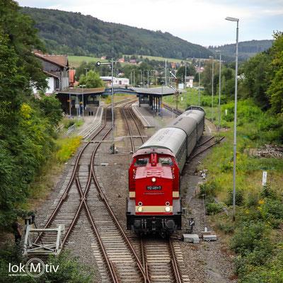 Ausfahrt Sondershausen gen kleinfurra