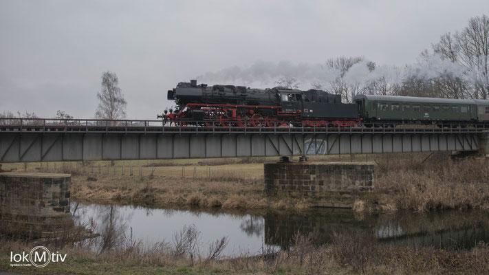 50 3610-8 kurz vor Döbeln (12/2018)