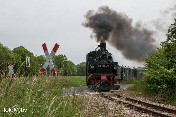 99 1584-4 am Bogen nach Kemmlitz