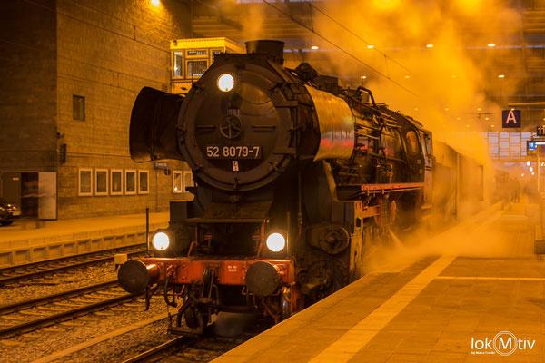 52 8079-7 in Chemnitz Hauptbahnhof (12/2018)