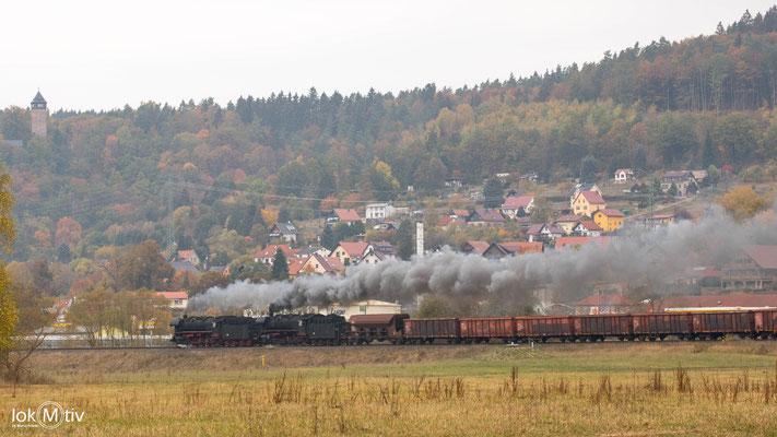 44 1486-8 und 44 2546-8 zwischen Walldorf und Wasungen