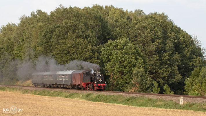 91 134 zwischen Hainichen und Frankenberg (08/2019)