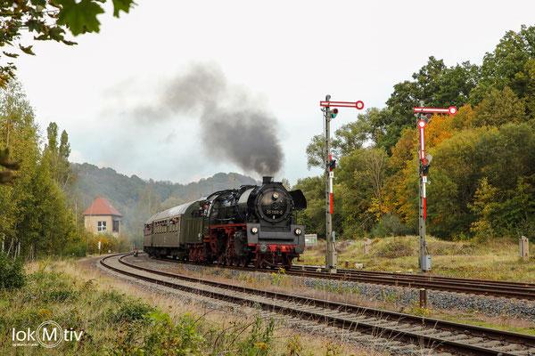 35 1106 hat Einfahrt in Roßwein