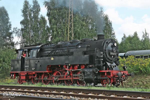 Zu Gast im Sächsischen Eisenbahnmuseum Chemnitz (08/2018)