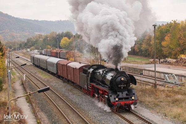 41 1144-9 hat Ausfahrt in Walldorf 10/2018