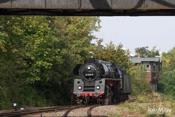 in Leipzig - Plagwitz