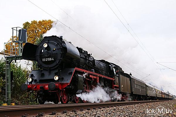 03 2155-4 in Grüna (Sachsen) 11/2016
