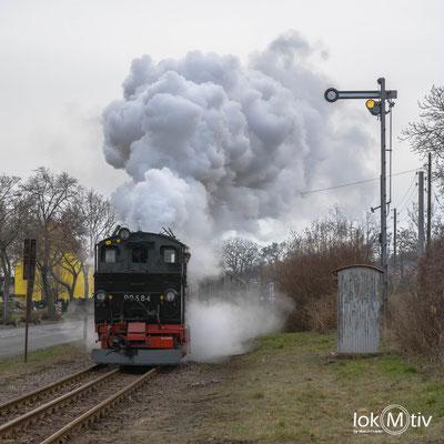 99 584 kommt nach Oschatz