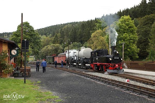 99 542 in Schmalzgrube