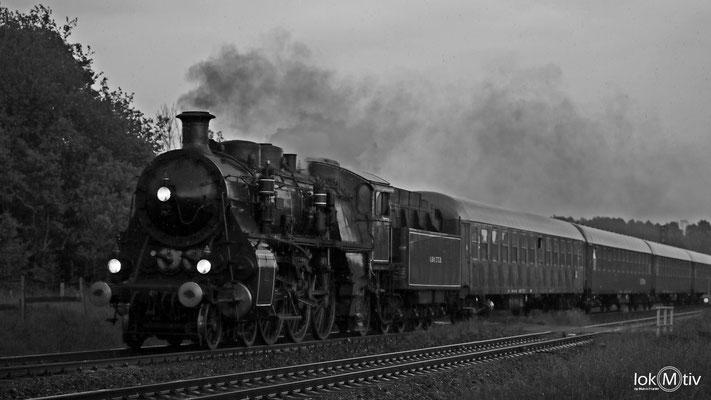 bay. S3/6 3763 in Untersteinach auf dem Weg nach Nördlingen