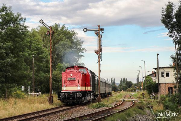 Ausfahrt Kleinfurra gen Sondershausen