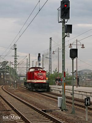 112 565-7 in Dresden Hbf (08/2017)