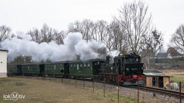 99 584 in Thalheim nach Oschatz