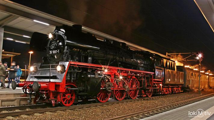 35 1097-1 zurück in Glauchau ein 12/2016