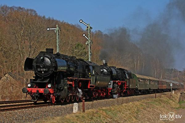 52 8154-8 in Miltitz nach Nossen (04/2018)