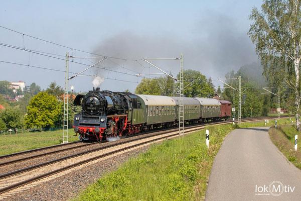 35 1097-1 auf der Sachsen-Franken-Magistrale  (05/2019)
