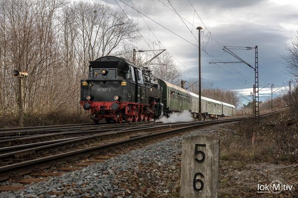 95 1027-2 kommt in Michaelstein an