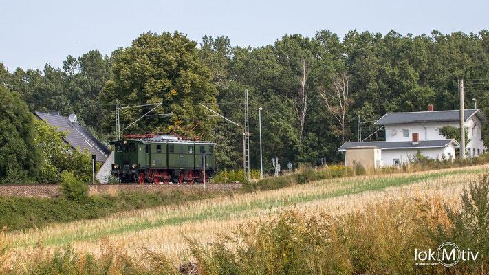 Zum Heizhausfest bei Niederbobritsch (08/2019)