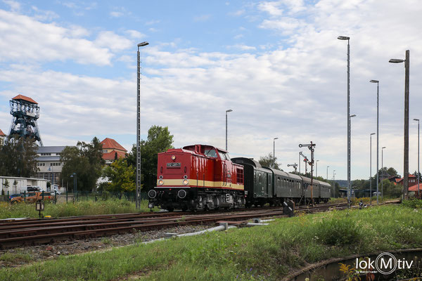 Ausfahrt Sondershausen gen Erfurt