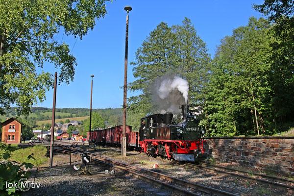 99 1542-2 Steinbach Bhf
