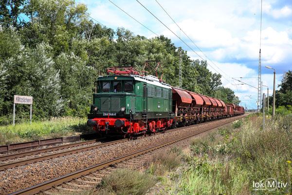 244 044 rast durch Klitzschen (09/2020)