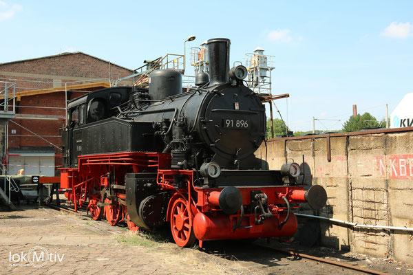 91 896 im Museum in Chemnitz