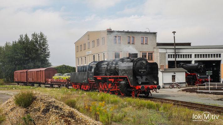 50 1849 mit der Übergabe (09/2020)