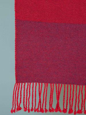 OCASO – mein handgewebter Schal