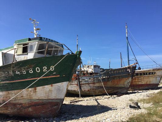 Memorium an die alte traditionelle Seefahrt