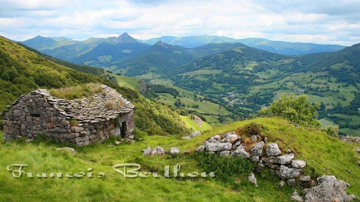 Buron: vallée de Mandaille