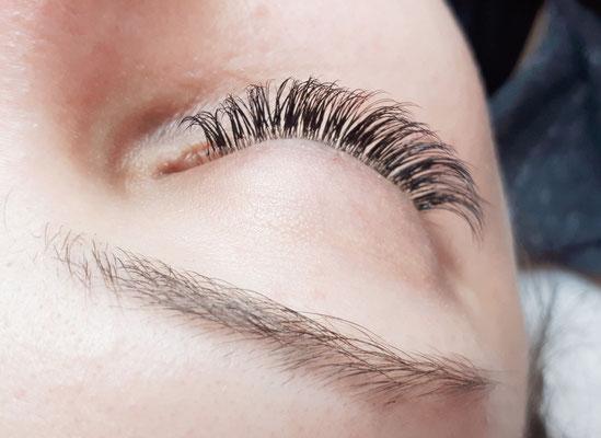 Soft Volume Lashes - natürliche Wimpernverlängerung