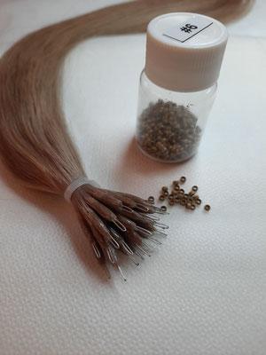 Nanoring Extensions Ayana hair & more Binningen