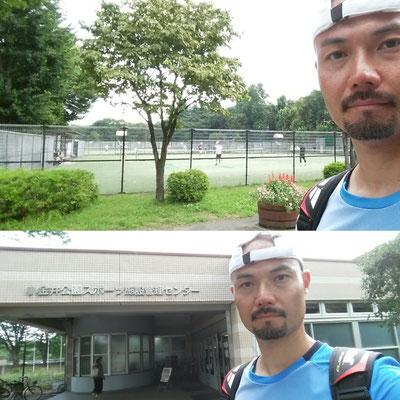 小金井公園テニスコート