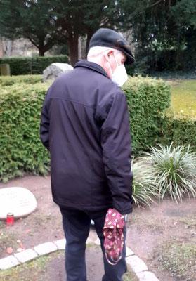 Friedhofsbesuche