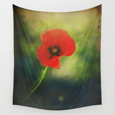Available in three distinct sizes, our Wall Tapestries are made of 100% lightweight polyester with hand-sewn finished edges. Featuring vivid colors and crisp lines, these unique and versatile tapestries are durable enough for indoor and outdoor