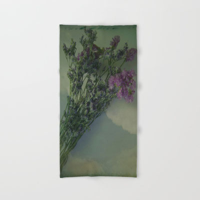 Make your reflection jealous with this artist-designed Bath Towel. The soft polyester-microfiber front and cotton terry back are perfect for, well, drying your front and back. This design is also available as a hand and beach towel.