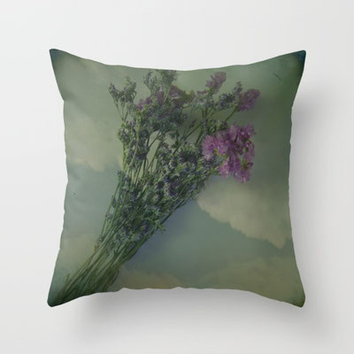"""Throw Pillow Cover made from 100% spun polyester poplin fabric, a stylish statement that will liven up any room. Individually cut and sewn by hand, the pillow cover measures 16"""" x 16"""", features a double-sided print and is finished with a concealed zipper"""