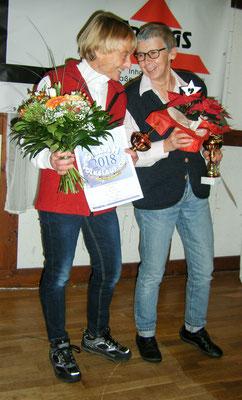 Elisabeth Hermann und Ursula Husmeier