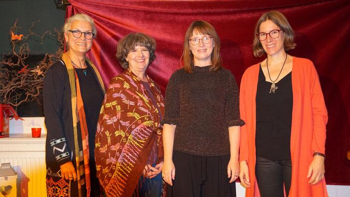 Bärbel Jogschies, Susan Mc Cullough, Anja Koch, Simone Saitenfeder