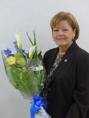 La SHEP a également honorée madame Johane Boucher en lui décernant le prix de bénévole de l'année 2018. FÉLICITATIONS!
