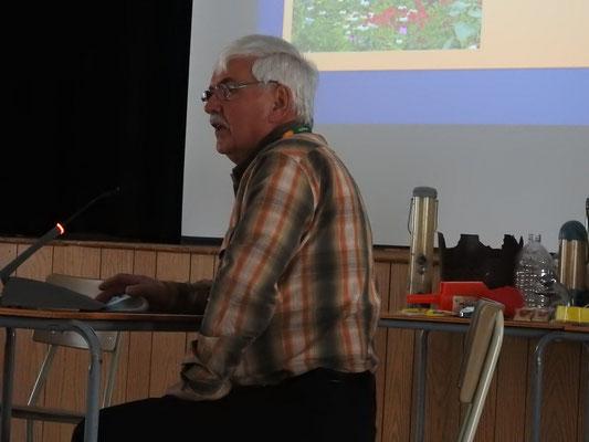 Bruno Carpentier, conférencier