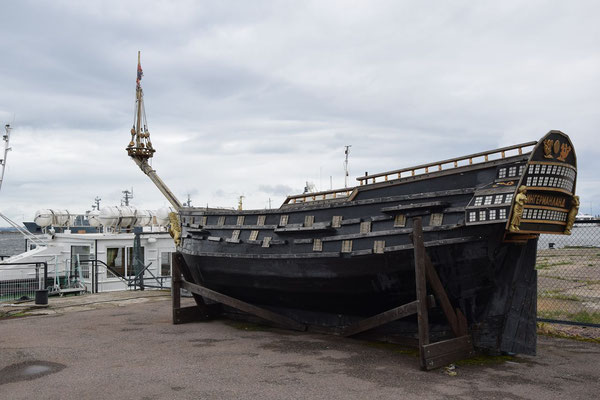 altes Holzboot