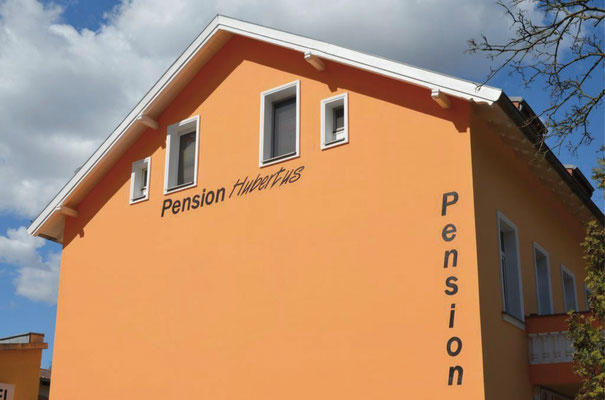 Pension Hubertus Berlin