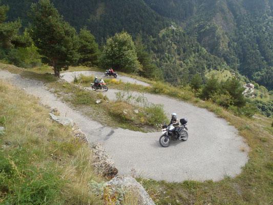 On and Off in Piemont und Ligurien