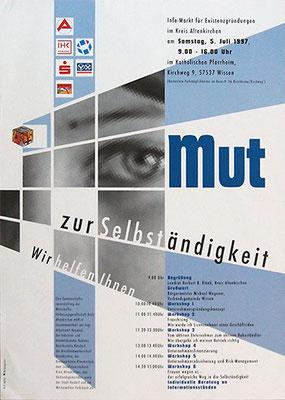 Wirtschaftsförderung | poster | 1997