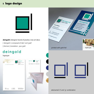 deingold| corporate design