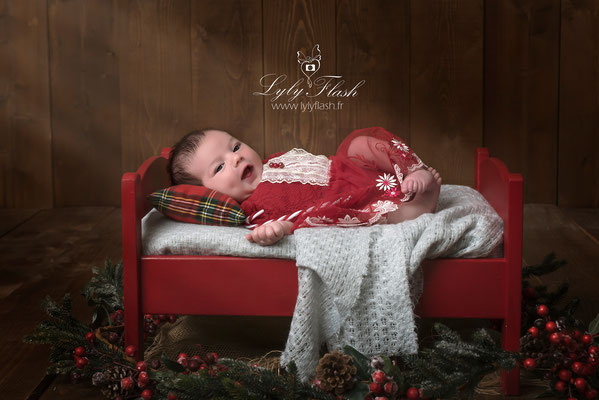 photographe nouveau-né  bébé Le muy