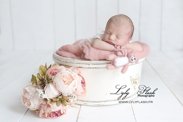 photographe pour naissance de bébé à Monaco